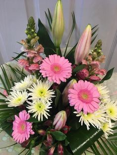 Flowers & Home is a independent florist in Castle Bromwich, near Birmingham specialising in exquisite floral arrangements to suit any occasion. Church Flower Arrangements, Floral Arrangements, Altar, Bouquet, Anniversary, Plants, Gifts, Beautiful, Color