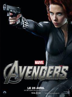 Natasha Romanoff aka Black Widow (Scarlett Johansson)