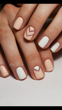 69 trendy nails design beach Source by alheidt nails Fancy Nails, Pink Nails, My Nails, Stylish Nails, Trendy Nails, Beach Nails, Minimalist Nails, Super Nails, Perfect Nails