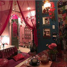 Chill Room, Cozy Room, Hippy Room, Indie Room, Pretty Room, Room Goals, Aesthetic Room Decor, Dream Apartment, Room Ideas Bedroom