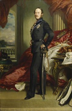 Prince Albert of Saxe-Coburg and Gotha (Francis Albert Augustus Charles Emmanuel; later The Prince Consort; 26 August 1819 – 14 December 1861) was the husband of Queen Victoria of the United Kingdom of Great Britain and Ireland. Albert was born at Schloss Rosenau, near Coburg, Germany, the second son of Ernest III, Duke of Saxe-Coburg-Saalfeld, and first wife, Louise of Saxe-Gotha-Altenburg. He died at the age of 42, putting the Queen into a deep mourning that lasted for the rest of her…