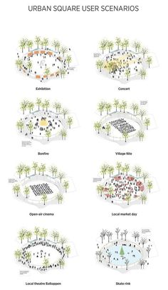 Ballerup City Centre Regeneration | C.F. Møller #landscapearchitecture