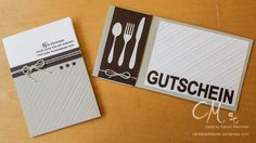 Caros Bastelbude_Gutschein für Essen