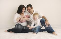 Newborn baby N and family. Rhode Island newborn and family portrait photographer. Newborn Sibling Pictures, Newborn Photos, Sibling Poses, Newborn Session, Family Photos With Baby, Baby Family, Family Pics, Toddler Pictures, Baby Pictures