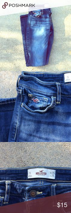 Hollister super skinny 1 short Hollister super skinny 1 short Hollister Jeans Skinny