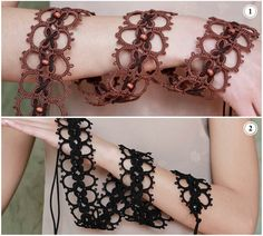 FREE shipping. Belt handmade for women. Delicate lace by DafnaDar