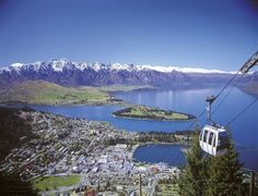 Experience New Zealand