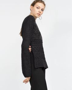 Image 3 of PATCHWORK SWEATER from Zara