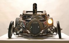 Steam Punk Rat Rod