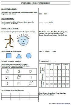 Petite Section, Cycle 1, Preschool, Map, Words, Learn To Read, Kindergarten Classroom, Kids Learning, Balance Sheet