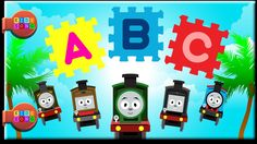 Alphabet with Thomas & Friends - The Tank Engine for Kids