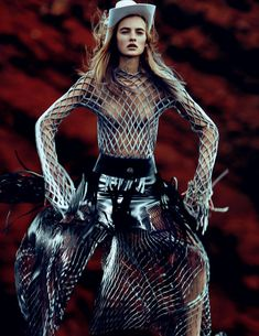 maartje verhoef by txema yeste for vogue russia april 2016 | visual optimism; fashion editorials, shows, campaigns & more!