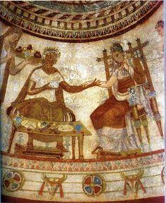 Bulgaria, Thracian Tomb of Kazanlak                              …