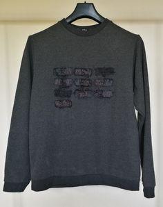 75c9280e53af Raf Simons Rare Patched Sweatshirt Size US XL   EU 56   4 Raf Simons
