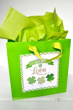 St. Patrick's Day Gift Printable
