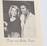 Tanya and Bobby Vinton