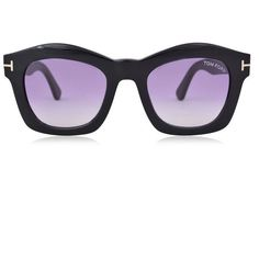 e7c42c4f990 Tom Ford Greta Sunglasses ( 135) ❤ liked on Polyvore featuring accessories