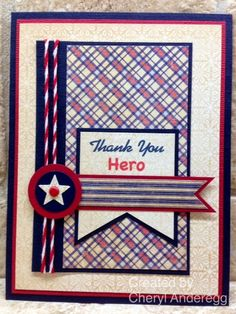 Gone Scrappin: Thank You Hero: Our Daily Bread Design Challenge