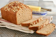 No Yeast? No Problem! Hearty No-Yeast Bread Recipe Everyone Needs Right Now My Hearty No-Yeast Bread recipe is the one you need right now, featuring ingredients you most likely already have on-hand and ready to use in your pantry. Bread Without Yeast, No Yeast Bread, Yeast Bread Recipes, Quick Bread Recipes, Cooking Recipes, Cornbread Recipes, Jiffy Cornbread, Cooking Stuff, Pastry Recipes