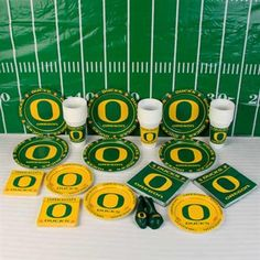 Oregon Ducks Ultimate Tailgate Party Pack  #Ultimate Tailgate #Fanatics