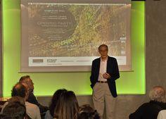 Il nostro presidente Tomaso Quattrin introduce @FondazioneAriel