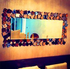 #ayna #mirror #dekoratif #duvar #Banyo #kaplama #varak #modern #eskitme #konsol #decor #dresuar #ikea #dolap #dekorasyon #baklava #mobilya #homedecor #tasarım #walldecor #sehpa #zigon