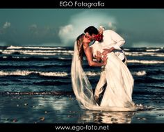 Beach wedding, photography, egofoto.