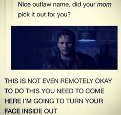 NEVER THOUGHT A GOTG POST WOULD GIVE ME FEELS BUT THIS IS THE BIGGEST NOPE OF THEM ALL