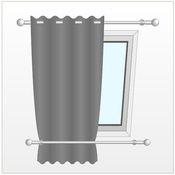 Fiche pratique : Installer un rideau sur une fenêtre de toit