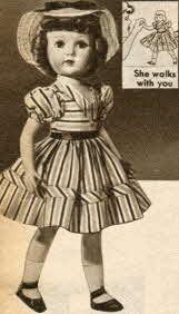 Effanbee Honey Walker From The 1950s