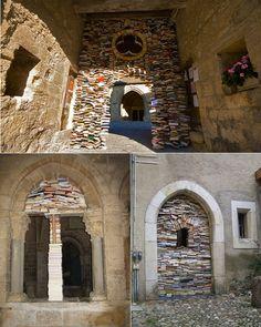 Miasto książek / The city of books