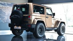 2016 Kahn Jeep Wrangler Sahara CJ300 Adventure Edition - Picture 131401