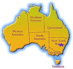 Australian children live in the outback. The outback is the very remote places in Australia Australia Map, Western Australia, New South, School Resources, Tasmania, Camping, Children, Travel, Google Search
