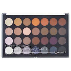 8f580c338ef BH Cosmetics Modern Neutrals 28 Color Matte Eyeshadow Palette