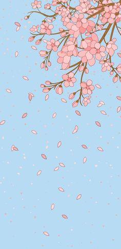 Soft Wallpaper, Spring Wallpaper, Scenery Wallpaper, Iphone Background Wallpaper, Aesthetic Pastel Wallpaper, Flower Wallpaper, Pattern Wallpaper, Tumblr Wallpaper, Aesthetic Wallpapers