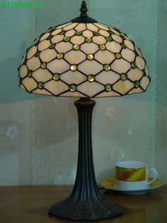 Pearl Tiffany Lamp	12S8-41T325