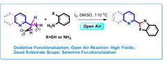Oxidative Csp3-H functionalization of 2-methylazaarenes: A practical synthesis of 2-azaarenyl-benzimidazoles and benzothiazoles https://doi.org/10.1016/j.tetlet.2017.04.007