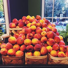 sunnyruth. // stop and smell the peaches.
