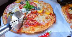 Pizza Margherita, Pizza Napolitana, Πίτσα Μαργαρίτα, Πίτσα Ναπολιτάνα, Συνταγές για πίτσας μαργαρίτα
