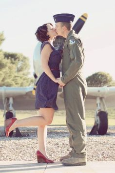 Dating a military pilot