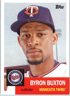 Byron Buxton 2016 Topps Archives #71 Minnesota Twins