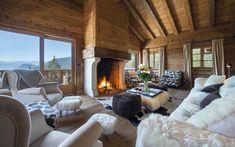 Luxury Ski Chalet, Chalet Tesseln, Verbier, Switzerland, Switzerland