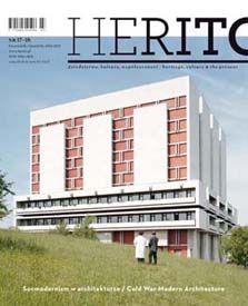 HERITO, nr 17–18: Socmodernizm w architekturze
