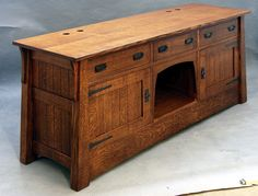 Mackintosh Futon Bed