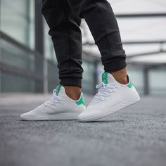 @pharrell has teamed up with @adidasoriginals to deliver the message of equality. The Pharrell Williams Tennis HU is part of this message: HU stands for human, and as humans we are all equal. Shop now via our online store, in-store or via @snapmeapp  #pharrellwilliams #adidas #pharrellwilliams #tennishu #sneaker #kicks #style #equality #tennis #stansmith @highsnobiety @hypebeast