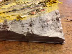Oefen met papier wat kan je met papier en wat niet maar het ging niet als verwacht had gedacht dat je er makkelijker door heen sneed