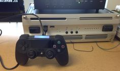 Possible new gamepad for the PS4