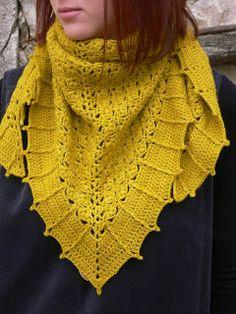 6763544fe9d1 Un châle réalisé avec grand plaisir, et peu de difficultés, en laine  Malabrigo Lace