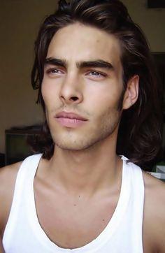 Jon Kortajarena Long Hair