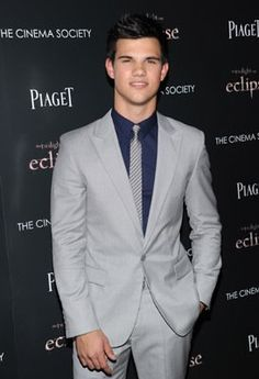 Taylor Lautner at event of The Twilight Saga: Eclipse